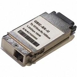 GBIC-BX-U-10 compatible Bi-Di SM 10km TX1310nm, RX1490nm GBIC Transceiver