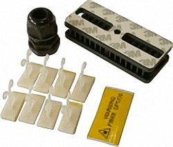 Cable Management Kit for Patch Panel