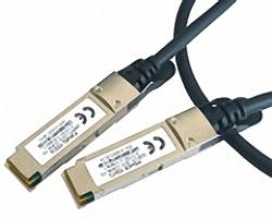 40G-QSFP-QSFP-C kompatibler QSFP+ DAC Direct Attach Copper Cable