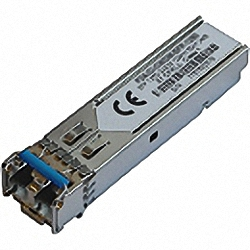 JD061A compatible 1,25Gbit/s Single-mode 1310nm 40km SFP Transceiver
