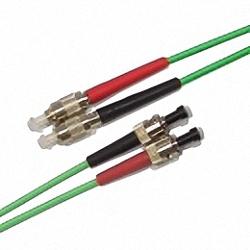 LWL Patchkabel OM3 Multimode 50/125µm, Duplex, FC/PC-ST/PC