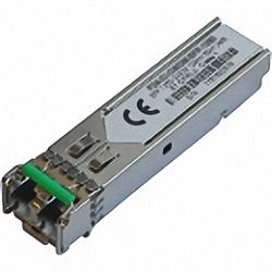 J4860C / X121 compatible 1,25Gbit/s Single-mode 70km 1550nm SFP Transceiver