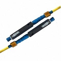 Fiber Optic Patch Cable Single-mode, Simplex, MU/PC-MU/PC