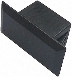 Dust Covers for Patch Panel Adaptor Slots LC duplex /  SC simplex, 10pcs.