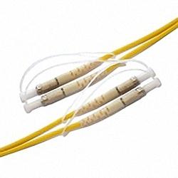 Fiber Optic Patch Cable Single-mode, Duplex, DIN/PC-DIN/PC
