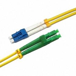 LWL Patchkabel Singlemode, Duplex, LC/PC-LC/APC