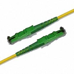 LWL Patchkabel Low-IL Singlemode, Simplex, E2000/APC-E2000/APC