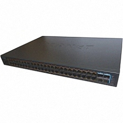GS-5220-48PL4XR GE Switch 48x RJ45 PoE+, 4x 1G/10G SFP+ Port