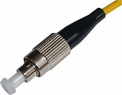 Fiber Optic Patch Cable Single-mode, Simplex, FC/PC-FC/PC
