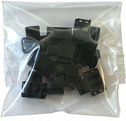Dust Covers for unused SFP/SFP+ Slots, with Handle, 10pcs.