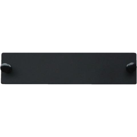 Adapterplatte LGX-Style zur Abdeckung unbestückter Slots