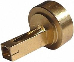 HUXScope-Tip HUXScope LC/APC Female-Tip Adapter für Fasermikroskop
