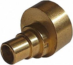 HUXScope-Tip HUXScope FC/APC Female-Tip Adapter für Fasermikroskop