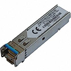 SFP-1G10ALC-T compatible Bi-Di SM 10km TX1310nm, RX1550nm SFP Transceiver, Industrial Temperature -40° bis 85°C