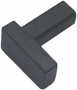 Schutzkappen für SFP/SFP+/XFP BiDi Module, flach, 10 Stück