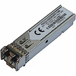 MX-1GSXLC-T compatible 1,25Gbit/s Multi-mode 550m 850nm SFP Transceiver, Industrial Temperature -40° bis 85°C