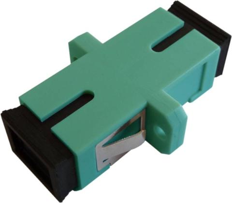 Fiber Adaptor SC/PC, Simplex, Multi-mode OM3