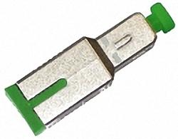 Fiber Attenuator SC/APC Single-mode