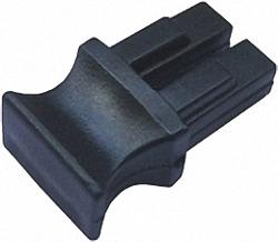 Schutzkappen für SFP/SFP+/XFP-Module, mit Griff, 100 Stück Großpackung