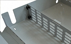 Lockable Wall Box of Steel for Indoor for up to 36 adaptors