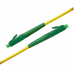 Fiber Optic Patch Cable Single-mode, Simplex, LC/APC-LC/APC
