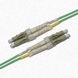 FO Patch Cable OM3 Multi-mode 50/125µm, Duplex, LC/PC-LC/PC
