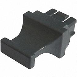 Dust Caps for MTP Connector Jack and QSFP+ SR, 100pcs. Bulk Pack