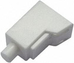 Schutzkappen für LC-Stecker, extra groß,100 Stück Großpackung