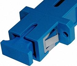 Dust Caps for SC Connector Jack, 10pcs., Special-Color blue