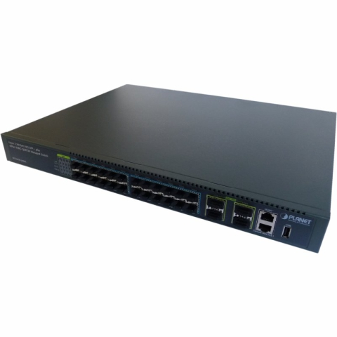 XGS-6350-24X4C GE Switch 24x 1G/10G SFP+, 4x 40G/100G QSFP Port