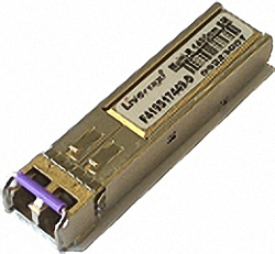 F419L174XX-D 2.7 Gbit/s up to 80km SM CWDM SFP Transceiver