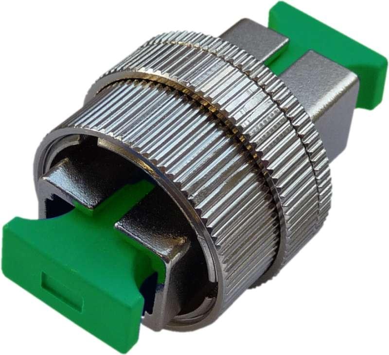 variable Fiber Attenuator SC/APC 1-30dB Singelemode