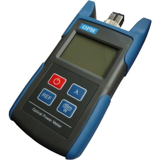 Optical Power Meter including Adaptors SC / ST / FC