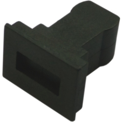 Dust Caps for SC Connector Jack, 10pcs.