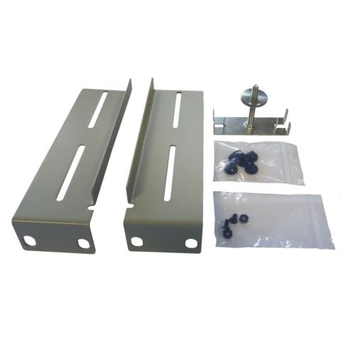 19 Zoll Patchfeld für bis zu 12 Adapter SC duplex / LC quad, ausziehbar