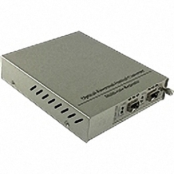 SFP to SFP 100Mbit/s up to 4G Media Remote Converter