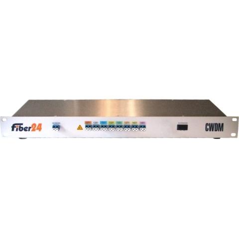 CWDM 8-Channel Multiplexer Extension Unit