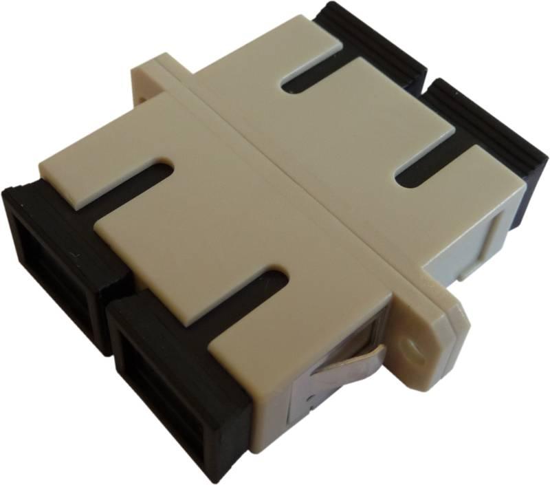 LWL-Adapter SC/PC, Duplex, Multimode OM2
