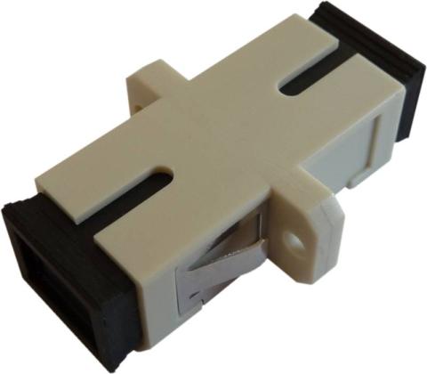 Fiber Adaptor SC/PC, Simplex, Multi-mode OM2