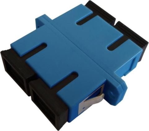 Fiber Adaptor SC/PC, Duplex, Single-mode
