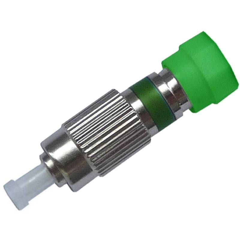 Fiber Adaptor FC/PC male - FC/APC female, Simplex, Single-mode