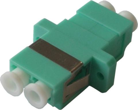 LWL-Adapter LC/PC, Duplex, Multimode OM3 für...
