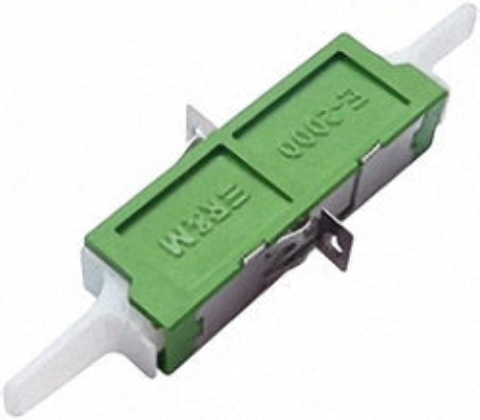 R823894 Fiber Adaptor E2000/APC, Simplex, Single-mode