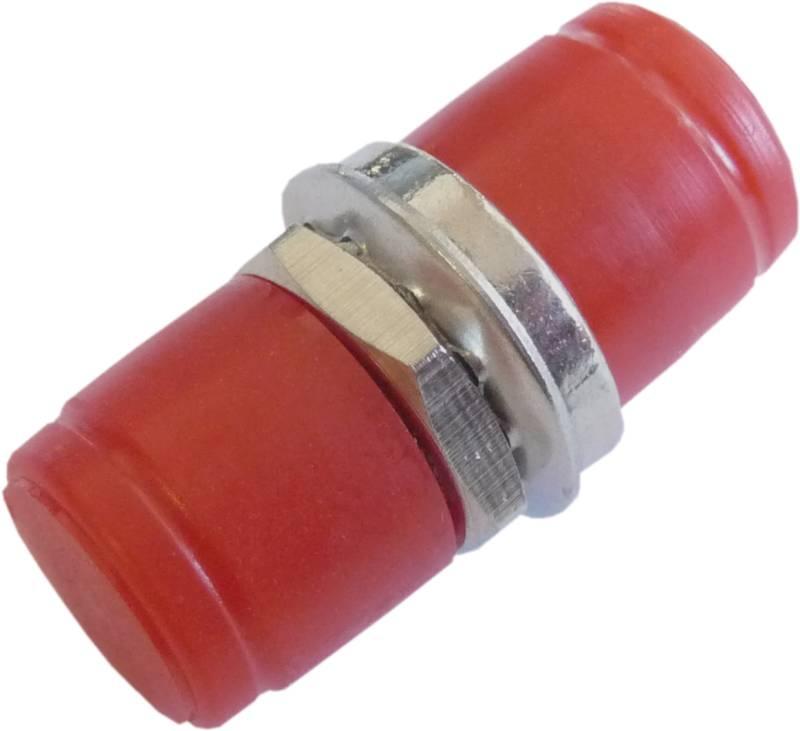 Fiber Adaptor FC/PC, Simplex, Single-mode/Multi-mode