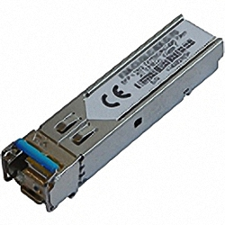 J9143B / X122 compatible Bi-Di SM 10km TX1310nm, RX1490nm SFP Transceiver