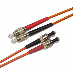 LWL Patchkabel OM2 Multimode 50/125µm, Duplex, FC/PC-ST/PC