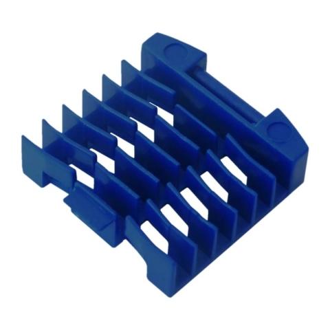 Shrink splices holder for DIN Rail Demarcation Box