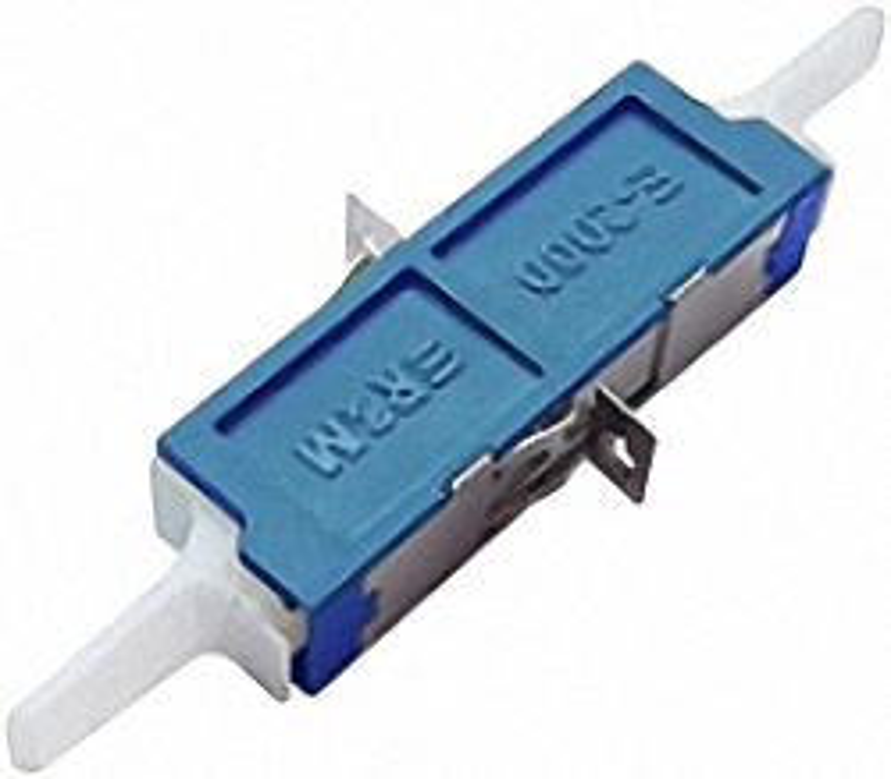 R846580 Fiber Adaptor E2000/PC, Simplex, Single-mode